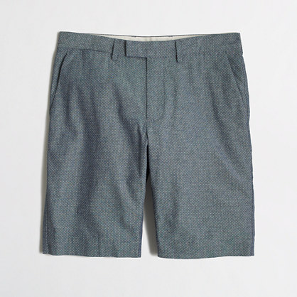 Chambray Bedford short