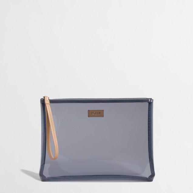 Translucent pouch
