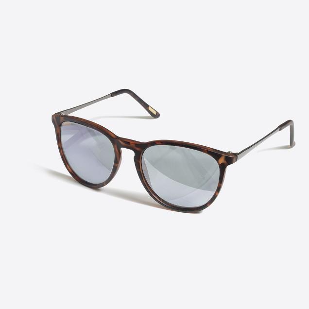 Modern tortoise sunglasses