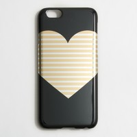 Heart phone case for iPhone® 6