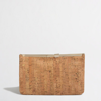 Cork frame clutch