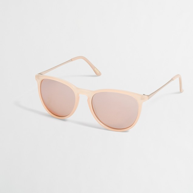Milky sunglasses