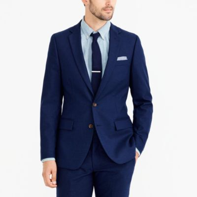 Thompson suit jacket in flex wool factorymen suits under $300 c
