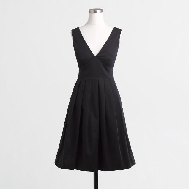 Piqué dress