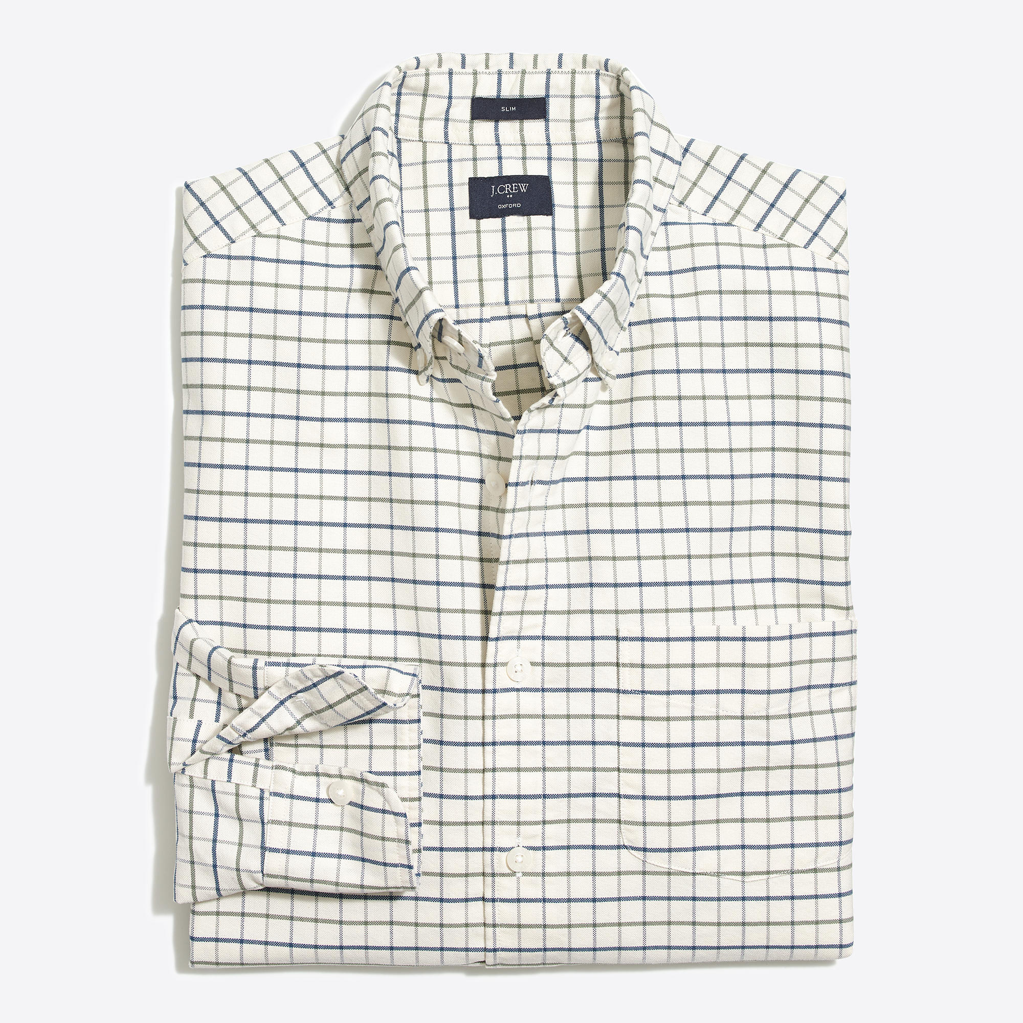 Men's Shirts : Oxford, Linen, & Dress Shirts | J.Crew Factory