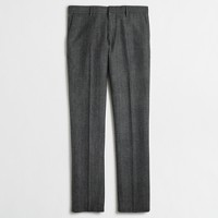 Slim Thompson suit pant in herringbone wool