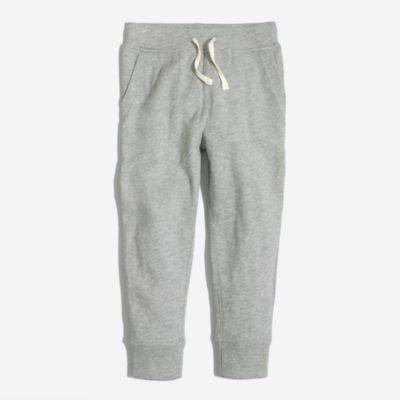 Boys' slim slouchy sweatpant factoryboys pants & shorts c