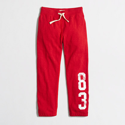 Boys' #83 sweatpant