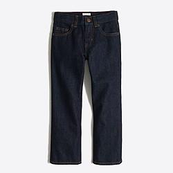 Boys' straight jean