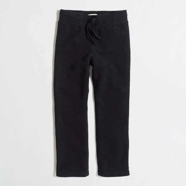 Girls' stretch pant