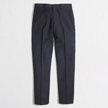 Slim Thompson suit pant in pinstripe