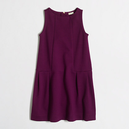 Girls' jumper dress