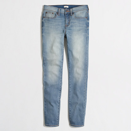 "Davidson wash skinny jean with 26"" inseam"
