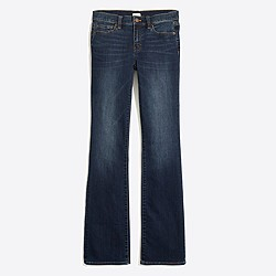 Parker wash bootcut jean