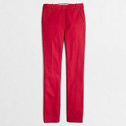 Factory tailored stretch lexie pant