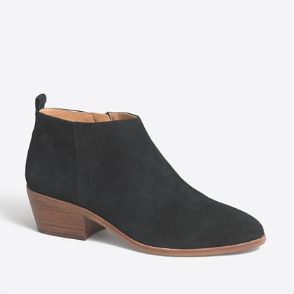 Sawyer suede boots