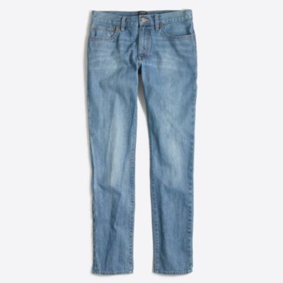 Driggs jean in light wash
