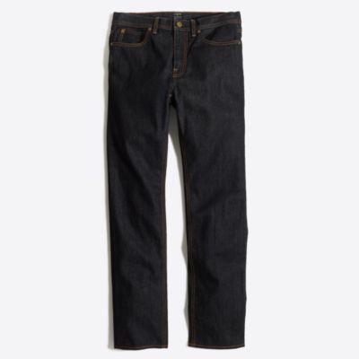 Sutton jean in dark rinse