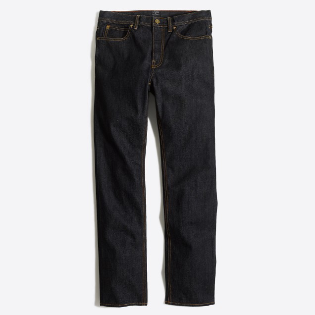 Sutton jean in dark rinse