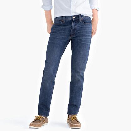 Sutton jean in medium wash