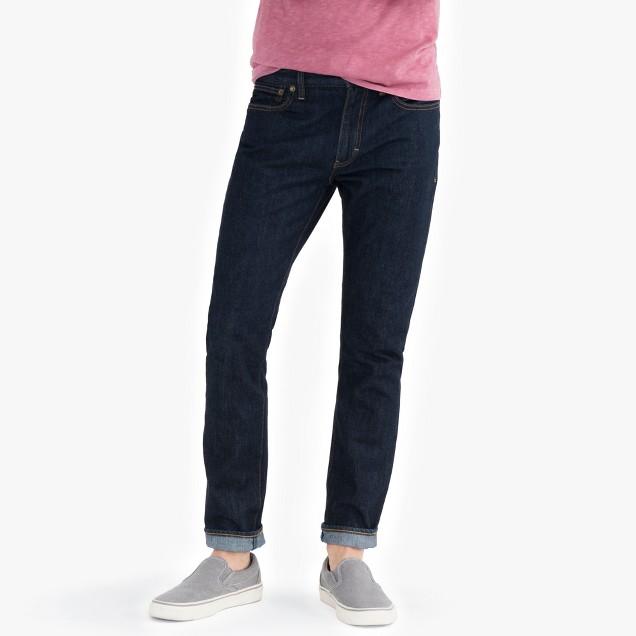 Driggs jean in dark rinse
