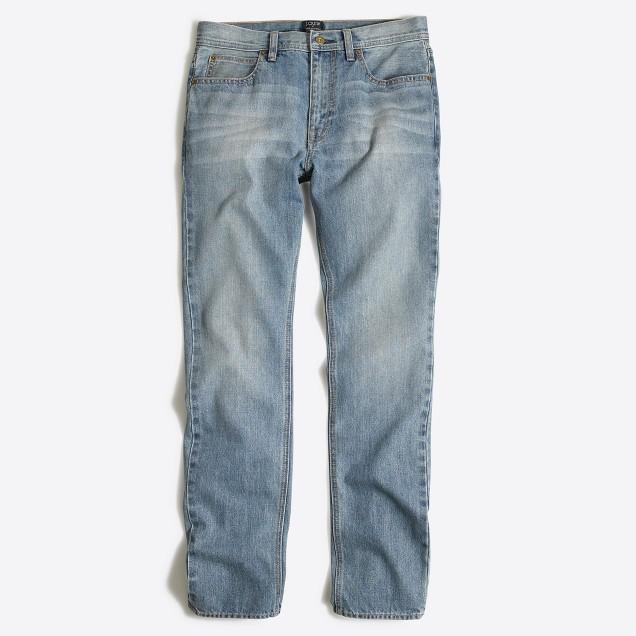 Sutton jean in light wash