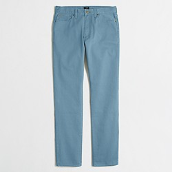 Sutton corded cotton pant