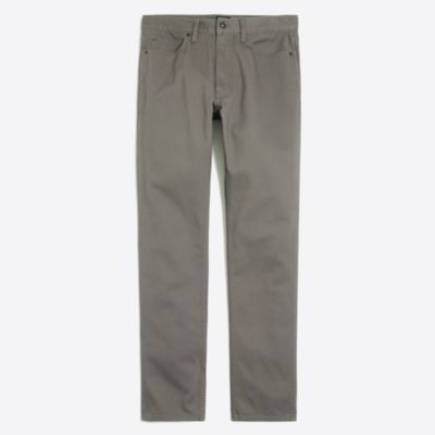 Sutton straight-fit corded cotton pant   sale