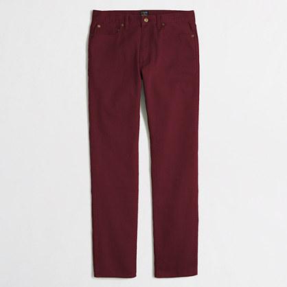 Sutton corded cotton pant