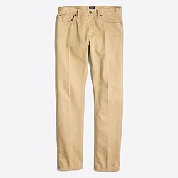 Driggs corded cotton pant