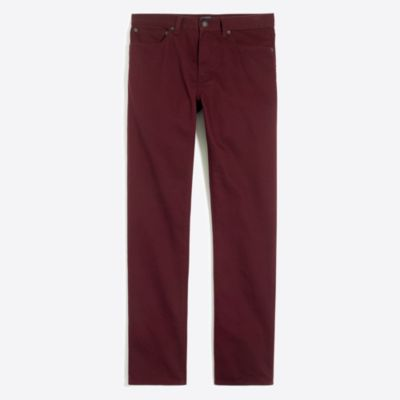 Driggs slim-fit corded cotton pant   search
