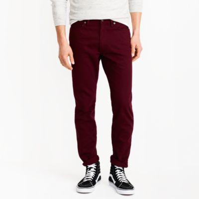 Driggs slim-fit corded cotton pant   sale