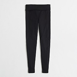 Factory pieced leggings