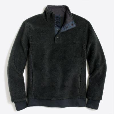 Upstate fleece pullover factorymen sweatshirts c