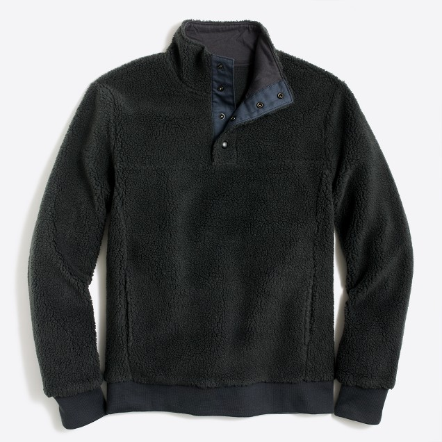 Upstate fleece pullover : FactoryMen Jackets | Factory