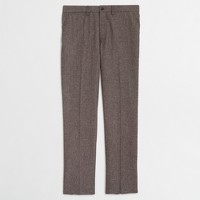 Donegal wool Sutton pant
