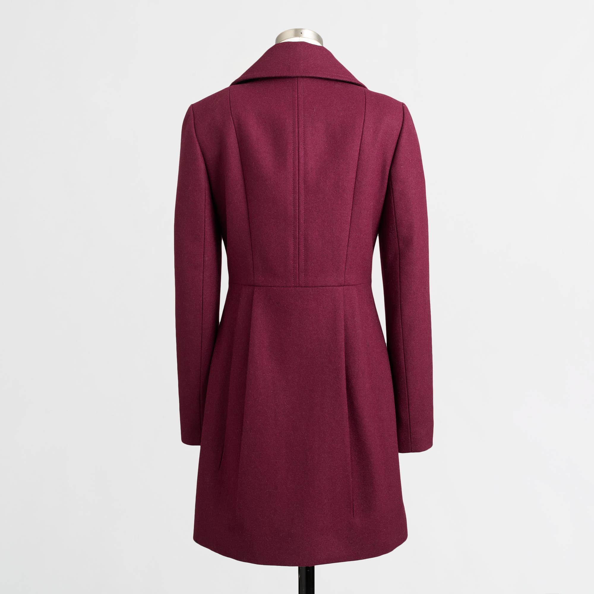 Wool dress coat : FactoryWomen Coats | Factory