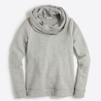Funnelneck sweatshirt