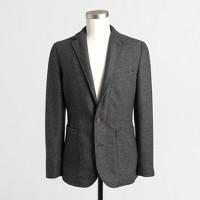 Thompson bonded unconstructed blazer