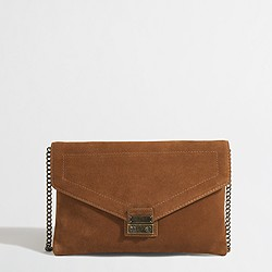 Factory lock envelope clutch