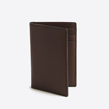 Billfold card case