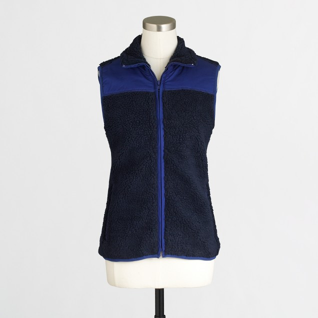 Polarfleece vest