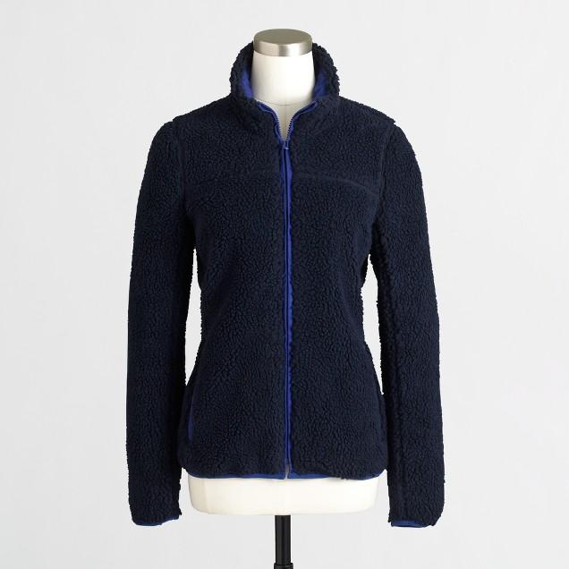 Polarfleece jacket