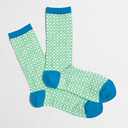 Cape dot socks