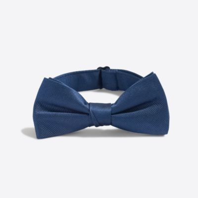 Boys' silk bow tie factoryboys ties & accessories c