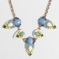 Stone ovals necklace