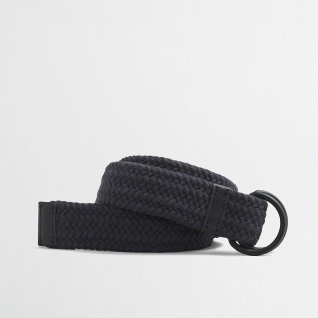 Tonal webbing belt