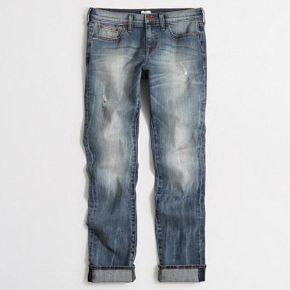 Heath wash slim boyfriend jean