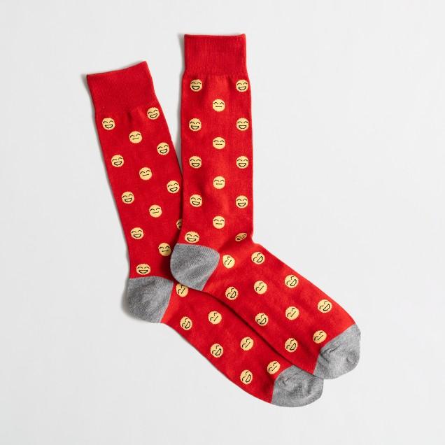 Emoji socks