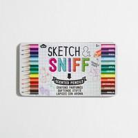 Boys' npw™ sketch & sniff pencils